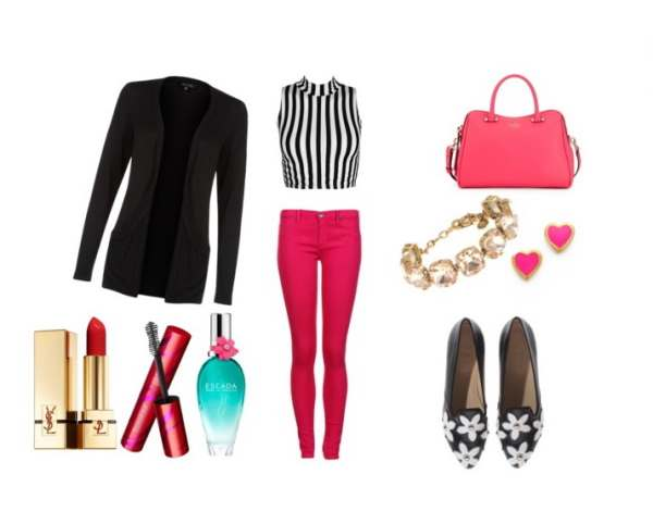 Look of the day with Moschino shoes and bag Kate Spade - Look of the day με παπούτσια Moschino και τσάντα Kate Spade