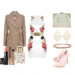 Look of the day with Sassa and Bide dress and Kurt Geiger shoes
