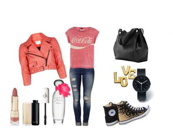Look of the day ideal for a morning walk - Look of the day ιδανικό για μια πρωινή βόλτα