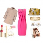 Look of the day spring and very feminine set