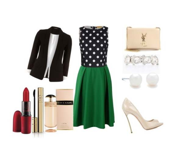 Look of the day with Casadei shoes and jacket Dorothy Perkins - Look of the day με γόβες Casadei και σακάκι Dorothy Perkins