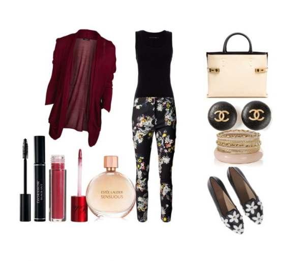 Look of the day with Erdem pants and bag Chloe - Look of the day με παντελόνι Erdem και τσάντα Chloe