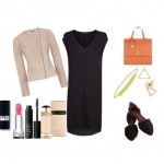 Look of the day with Mango dress and bag Hobbs