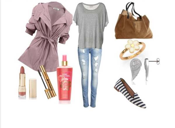 Look of the day with jean Only and bag MarkandGraham - Look of the day με jean Only και τσάντα MarkandGraham