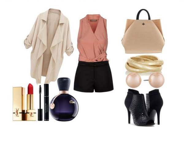 Look of the day with top Innamorato and booties Bershka - Look of the day με top Innamorato και μποτάκια Bershka