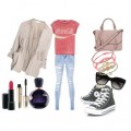 Look of the day with Tally Weijl jeans and bag Topshop 120x120 - Look of the day με τζιν Tally Weijl και τσάντα Topshop