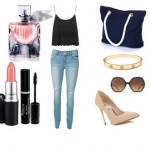 Look of the day afternoon set ideal for a leisurely coffee
