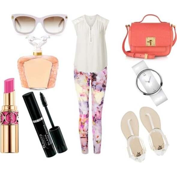 Look of the day elegant and very feminine summer set - Look of the day κομψό και πολύ θηλυκό καλοκαιρινό σύνολο