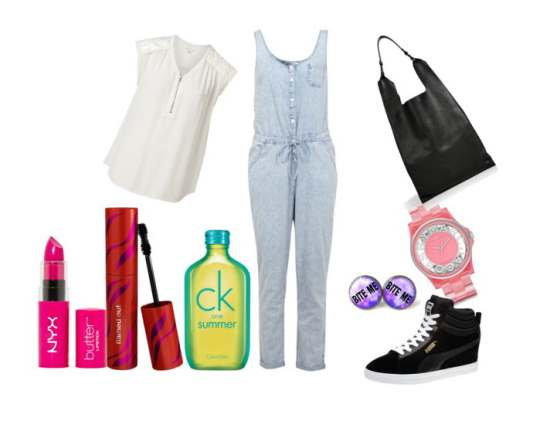 Look of the day ideal choice for a daily morning show - Look of the day ιδανική επιλογή για μια καθημερινή πρωινή εμφάνιση