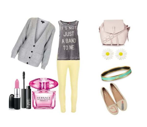 Look of the day ideal choice for a relaxing afternoon coffee - Look of the day ιδανική επιλογή για έναν χαλαρό απογευματινό καφέ