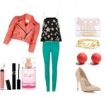Look of the day perfect choice for a night out at club