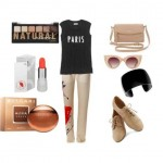 Look of the day set perfect for an afternoon stroll