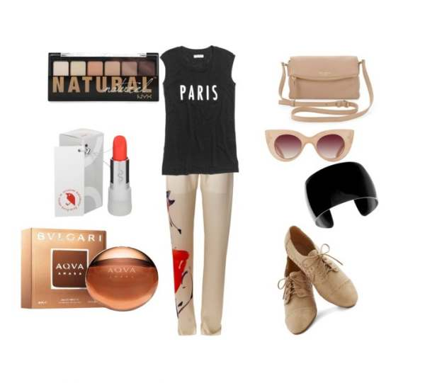 Look of the day set perfect for an afternoon stroll - Look of the day ιδανικό σύνολο για μια απογευματινή βόλτα