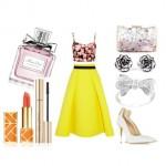 Look of the day with Giuseppe Zanotti heels and skirt Roksanda Ilincic