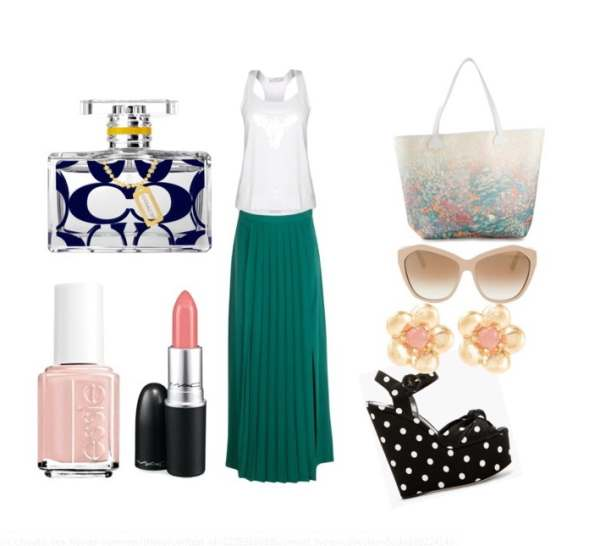 Look of the day with Tibi skirt and bag Tsumori Chisato - Look of the day με φούστα Tibi και τσάντα  Tsumori Chisato