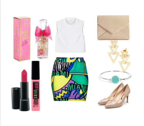 Look of the day with Topshop skirt and clutch Cicely - Look of the day με φούστα Topshop και clutch Cicely