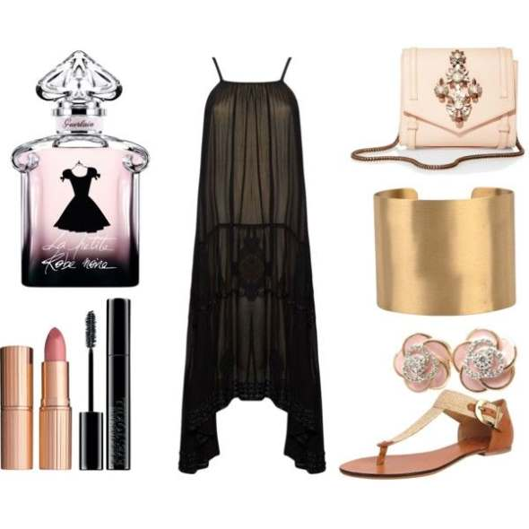 Look of the day for an evening stroll through the streets of the island - Look of the day για μια βραδινή βόλτα στα σοκάκια του νησιού