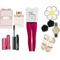 Look of the day ideal for a relaxed ride