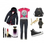 Look of the day ideal for a morning walk