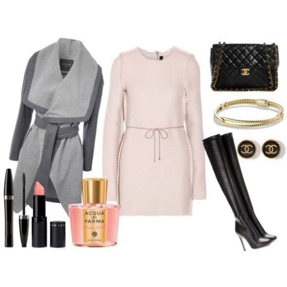 Look of the day ideal for a night out - Look of the day ιδανική επιλογή για μια βραδινή έξοδο