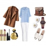 Look of the day perfect choice for the office