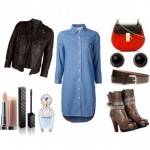 Look of the day with style perfect for morning views