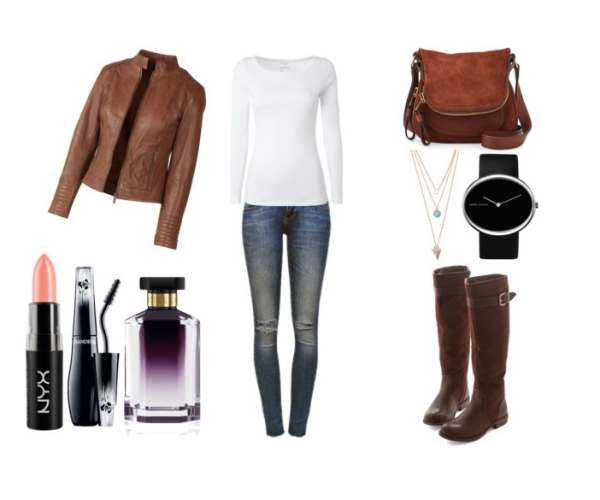 Look of the day for a relaxed morning stroll on the market - Look of the day για μια πρωινή χαλαρή βόλτα στην αγορά