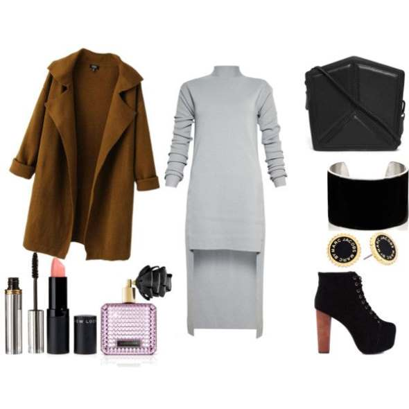 Look of the day for a stylish daytime look