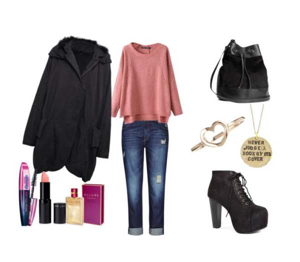 Look of the day for morning walk on the market - Look of the day για πρωινή βόλτα στην αγορά