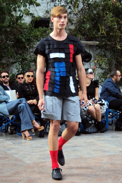 sotiris georgiou forms spring summer 2011