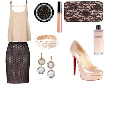 5064e402d55f4e4db61cdbcde352a914 - Look of the day με φούστα Moschino C&C και ένα top Topshop