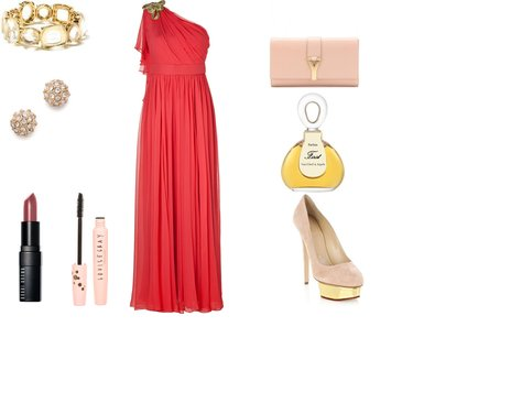 ddc212a37ed1853d828967394bde444b - Look of the day με φόρεμα Marchesa