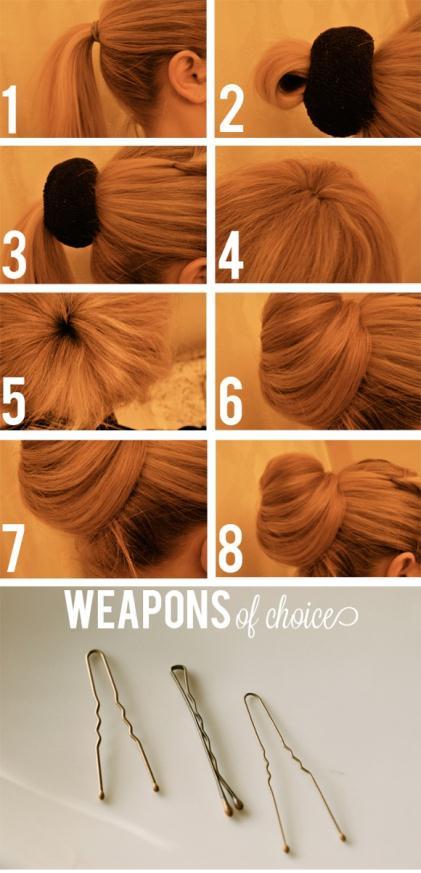 how to sock bun 2