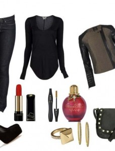 133 228x300 - Look of the day με γόβες Brian Atwood