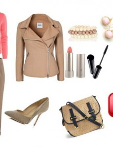 Clip2 228x300 - Look of the day με παντελόνι Esprit