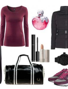 Clip 228x300 - Look of the day με τσάντα Fred Perry
