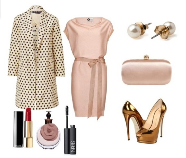 Clip 24 - Look of the day με φόρεμα Lanvin