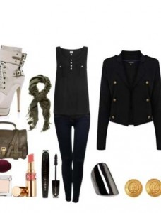 Clip 215 228x300 - Look of the day με jacket Warehouse