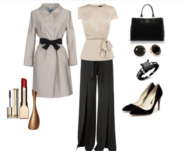 Clip 217 - Look of the day : Ένα κομψό office look