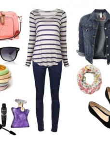 Clip 2 228x300 - Look of the day με jean Paige