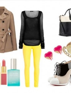 Clip 438 228x300 - Look of the day με καμπαρντίνα Uniqlo