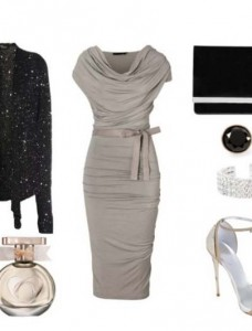 Clip 48 228x300 - Look of the day με φόρεμα Donna Karan