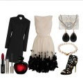 Impressive formal outfit with a Coast Amalia dress 120x120 - Εντυπωσιακό επίσημο σύνολο, ιδανική επιλογή για γάμο