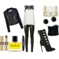 Look of the day with a rock glam style 120x120 - Look of the day με rock glam στυλ